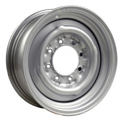 roue PMC Steel Wheel, gris (16X7, 8x165.1, 124, déport 63)