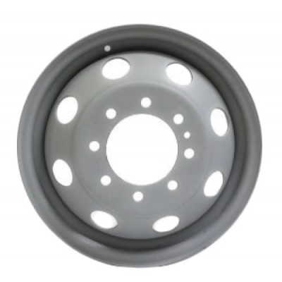 roue PMC Steel Wheel, gris (16X6, 8x165.1, 130, déport 125)