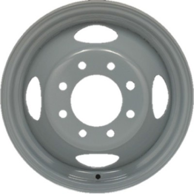 roue PMC Steel Wheel, gris (16X7, 8x165.1, 127, déport 123)
