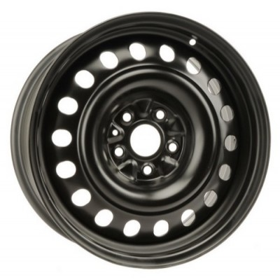 roue PMC Steel Wheel, noir (17X7, 5x114.3, 60.1, déport 42)