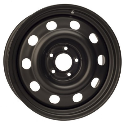 roue PMC Steel Wheel, noir (17X8, 5x114.3, 70.5, déport 42)