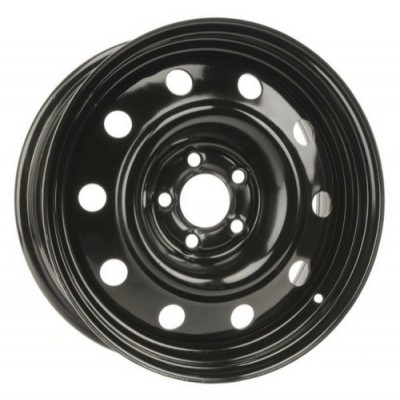 roue PMC Steel Wheel, noir (17X7, 5x115, 71.5, déport 21)