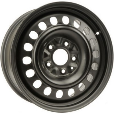 roue PMC Steel Wheel, noir (17X7, 5x127, 71.5, déport 44)