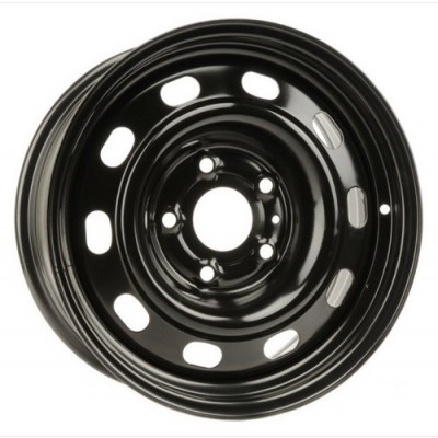 roue PMC Steel Wheel, noir (17X7, 5x139.7, 78.1, déport 25)