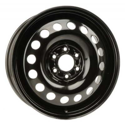 roue PMC Steel Wheel, noir (17X7, 6x115, 70.3, déport 51)