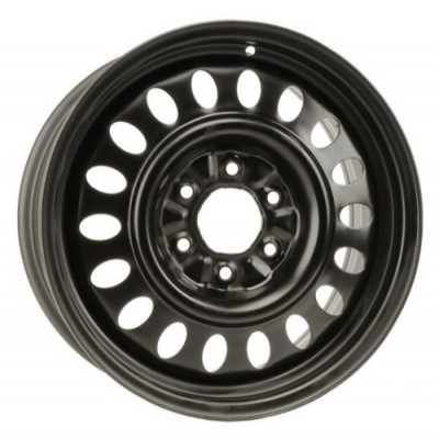 roue PMC Steel Wheel, noir (17X7, 6x127, 78.1, déport 51)