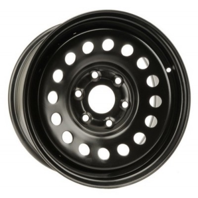 roue PMC Steel Wheel, noir (17X8, 6x139.7, 78.1, déport 30)