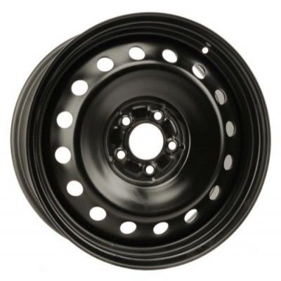 roue PMC Steel Wheel, noir (18X8, 5x114.3, 71.5, déport 42)