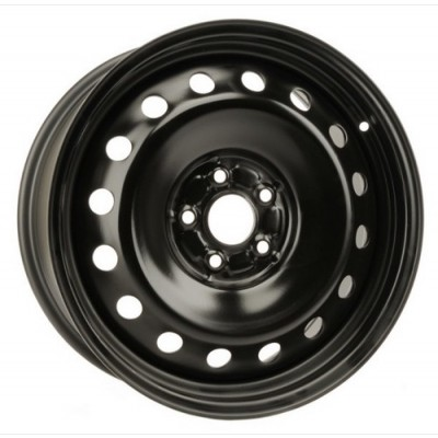 roue PMC Steel Wheel, noir (18X8, 5x114.3, 64.1, déport 42)