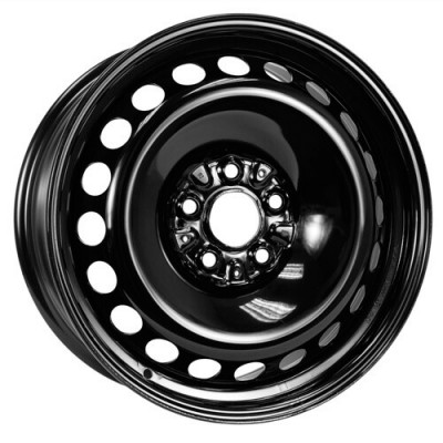 roue PMC Steel Wheel, noir (18X7, 5x120, 67.1, déport 38)