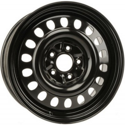 roue PMC Steel Wheel, noir (18X8, 5x127, 71.5, déport 44)