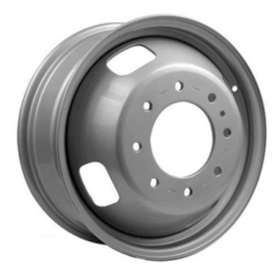 Roue PMC Steel Wheel, gris (17X6,5, 8x200, 141, déport 142)