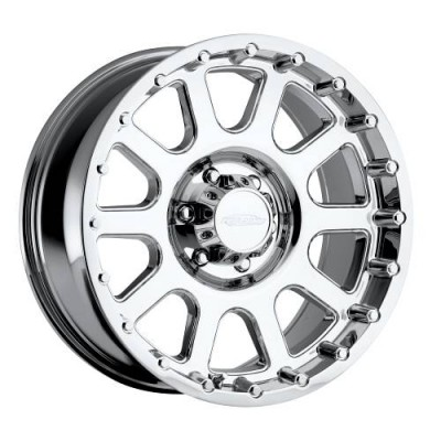 Roue Pro Comp  Series 6032, chrome plaque (20X9, 8x170, 130.1, déport 0)