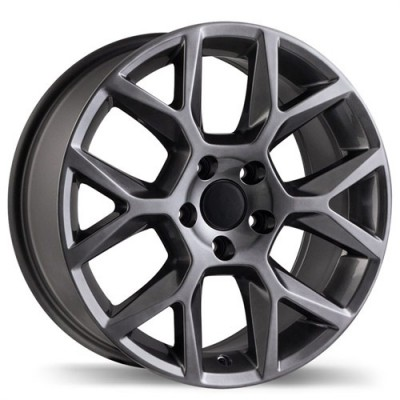 Roue Replika Wheels R151, ultra noir (18X8, 5x112, 57.1, déport 42)