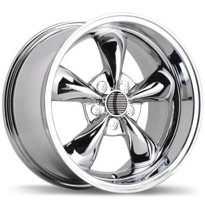 roue Replika R81A, chrome (17X8.5, 5x120.65, 70.3, déport 49)