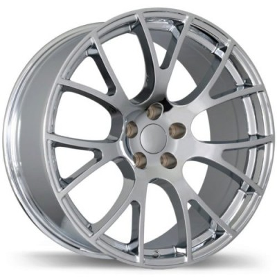 Roue Replika Wheels R179, chrome (20X9.0, 5x115, 71.5, déport 20)