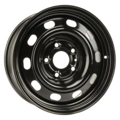 roue RNB STEEL WHEEL, noir satine (17X7.0, 5x139.7, 77.8, déport 25)