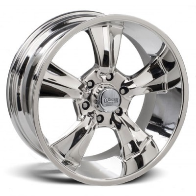 Roue Rocket Wheels Booster  6, chrome (20X9, 6x139.7, 104.77, déport 0)