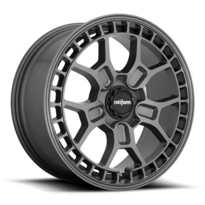 Roue Rotiform RC181, anthracite mat (19.00X8.50, 5x108.00, 72.7, déport 45)