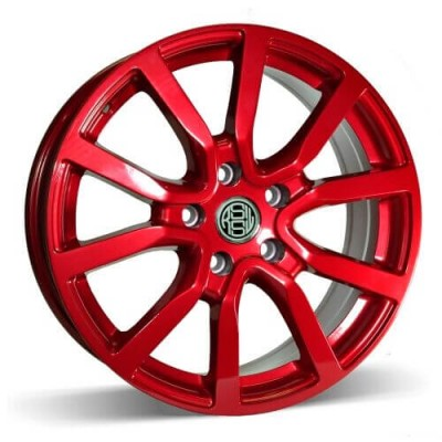 Roue RSSW Mayfair, rouge (16X6.5, 5x114.3, 67.1, déport 45)