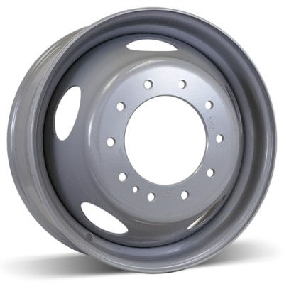 Roue RSSW Steel Wheel, gris (19.5X6, 10x225, 170, déport 136)
