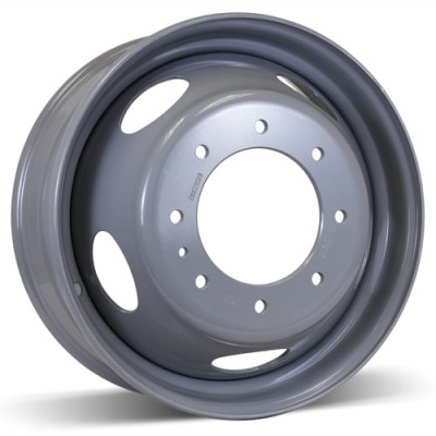 Roue RSSW Steel Wheel, gris (19.5X6.75, 8x225, 170, déport 140)