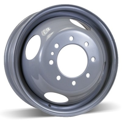 Roue RSSW Steel Wheel, gris (16X6, 8x165.1, 121, déport 136)