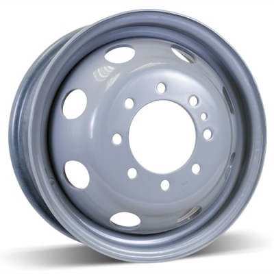 Roue RSSW Steel Wheel, gris (16X6, 8x165.1, 125, déport 131)