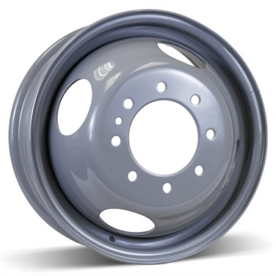 Roue RSSW Steel Wheel, gris (16X6, 8x170, 125, déport 136)