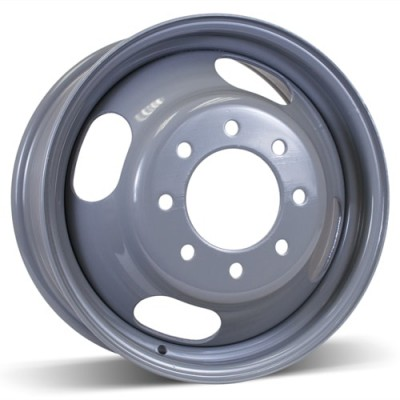 Roue RSSW Steel Wheel, gris (16X6.5, 8x165.1, 117, déport 119)