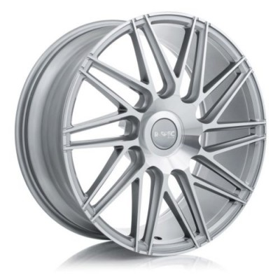 roue RTX Wheels Impulse, argent machine (20X9, 5x112, 66.6, déport 35)