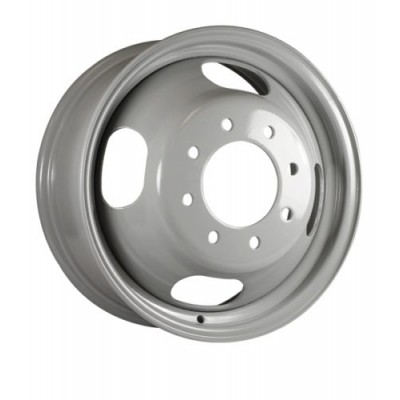 Roue RTX Wheels Steel Wheel, gris (16X6.5, 8x165.1, 116.8, déport 127)