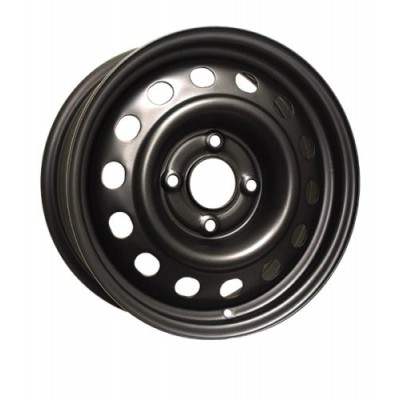 Roue RTX Wheels Steel Wheel, noir (15X6, 4x114.3, 66.1, déport 42)