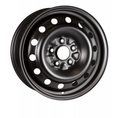 Roue RTX Wheels Steel Wheel, noir (16X6.5, 5x114.3, 64.1, déport 55)
