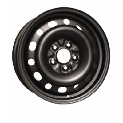 Roue RTX Wheels Steel Wheel, noir (16X6.5, 5x114.3, 67.1, déport 45)