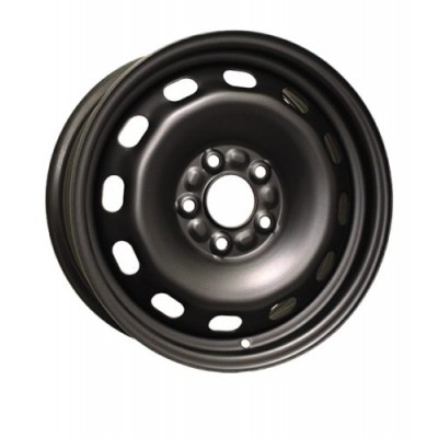 Roue RTX Wheels Steel Wheel, noir (15X6, 5x114.3, 67.1, déport 45)