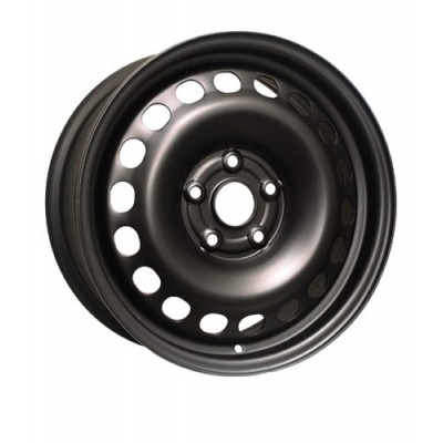 Roue RTX Wheels Steel Wheel, noir (16X6.5, 5x112, 57.1, déport 42)