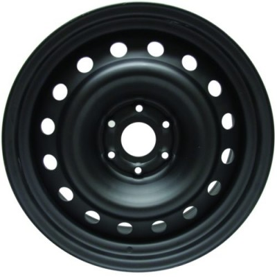 Roue RTX Wheels Steel Wheel, noir (20X8, 6x139.7, 78.1, déport 20)