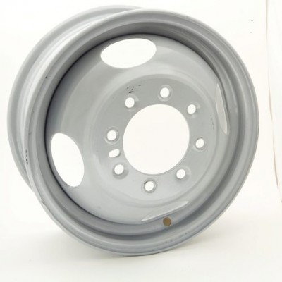 Roue RTX Wheels Steel Wheel, gris (16X6, 8x165.1, 121.3, déport 136)