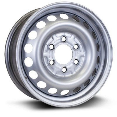 Roue RTX Wheels Steel Wheel, gris (16X6.5, 6x130, 84.1, déport 52)