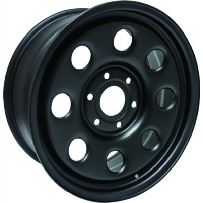 Roue RTX Wheels Steel Wheel, noir (18X8, 6x139.7, 78.1, déport 31)