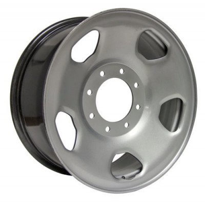 Roue RTX Wheels Steel Wheel, gris (18X8, 8x170, 125, déport 37)