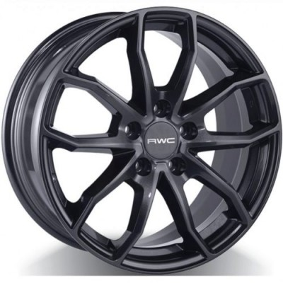 Roue RWC AD395 / VW395, gris anthracite (17X7.5, 5x112, 57.1, déport 42)