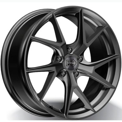 Roue RWC IF1012, gris anthracite (18X8.0, 5x114.3, 66.1, déport 33)