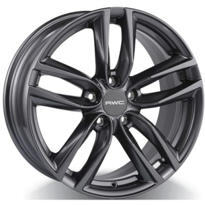 roue Rwc IF367, gris anthracite (17X7.5, 5x114.3, 66.1, déport 38)