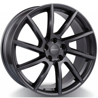 roue Rwc IF557, gris anthracite (17X7.5, 5x114.3, 66.1, déport 38)
