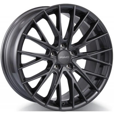 Roue RWC TO1009, gris anthracite (17X7, 5x114.3, 60.1, déport 35)