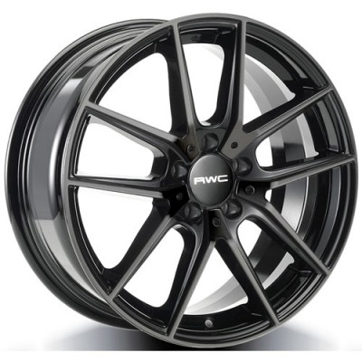 roue Rwc VW41, gris anthracite (16X6.5, 5x112, 57.1, déport 42)