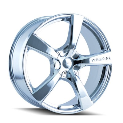 Roue Touren TR9, chrome (16X7, 5x110/115, 72.62, déport 42)