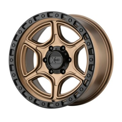 Roue XD Series by KMC Wheels PORTAL, bronze (17X9, 5x127, 78.3, déport -12)